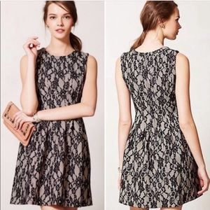 Anthropology HD in Paris Lace Dress